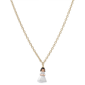 N2 Snow White necklace