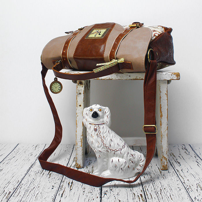 Granny S Attic Satchel By Disaster Designs Little Moose