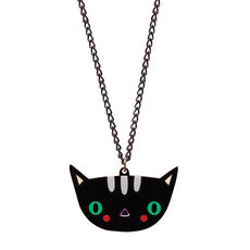 Doodllery Cat Necklace