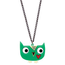 Doodllery Owl Necklace
