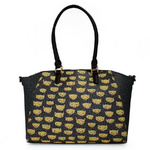 Oversized Handbag from the Leopard Collection