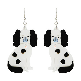 Staffordshire Dog Earrings