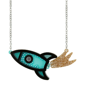 Pop Rocket Necklace