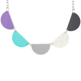 Scallop Large Necklace