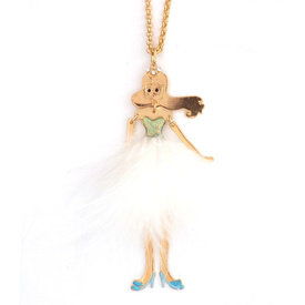 N2 Cinderella necklace