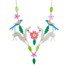 Woodland Deer Necklace