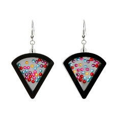 Pop Triangle Earrings