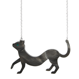 'Sausage' Cat Necklace