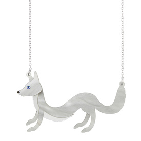 'Sausage' Wolf Necklace