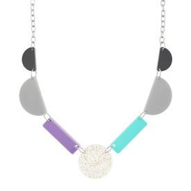 Scallop Multi Necklace