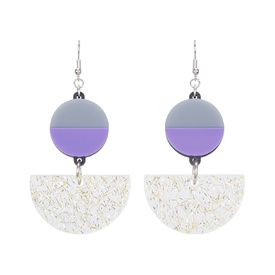 Scallop Large Earrings