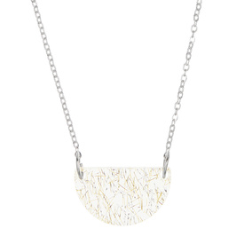 Scallop Large Fleck Necklace