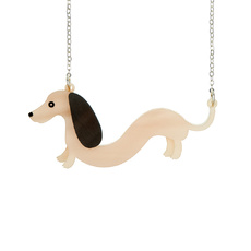 'Sausage' Dachshund Necklace