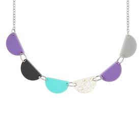 Scallop Small Necklace