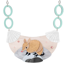 Armadillo Large Necklace