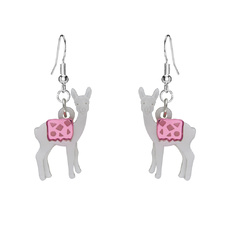 Guanaco Earrings